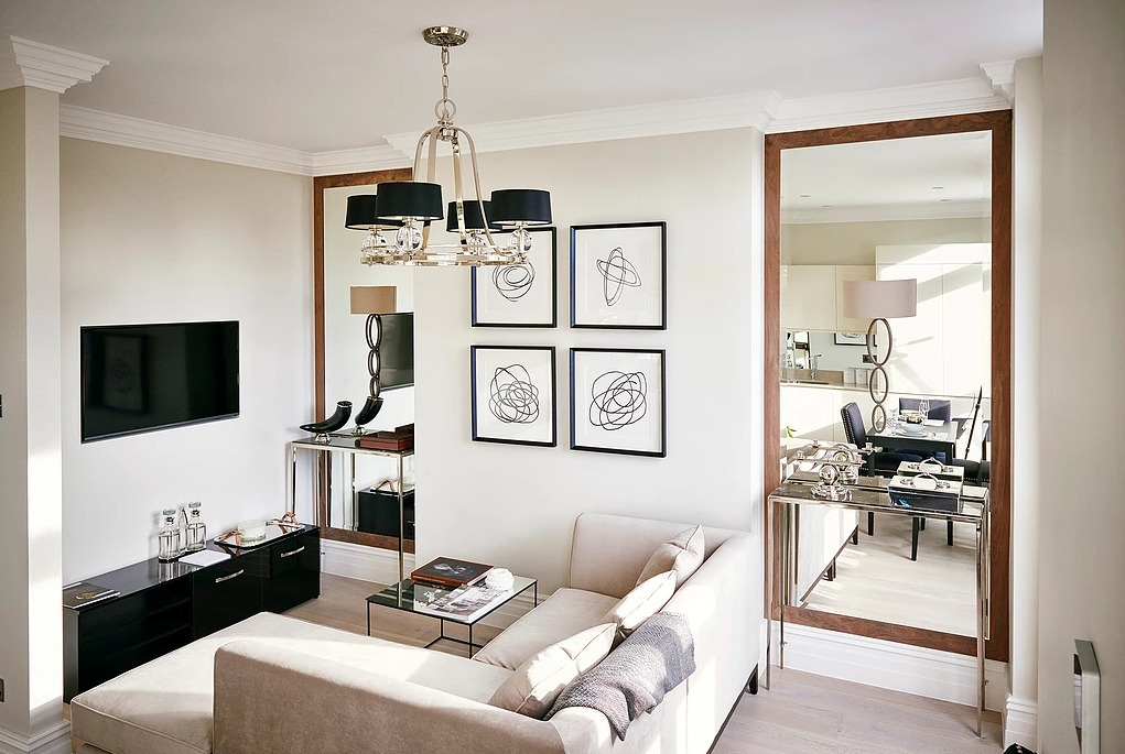 Apartment by Mallett Construction